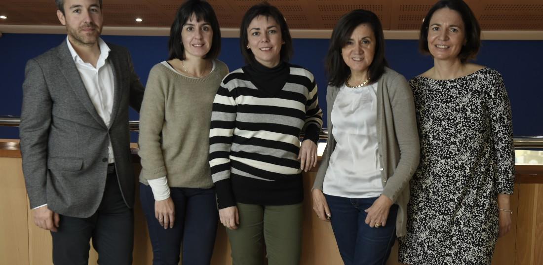 Trabajadores Esclerosis Múltiple Euskadi