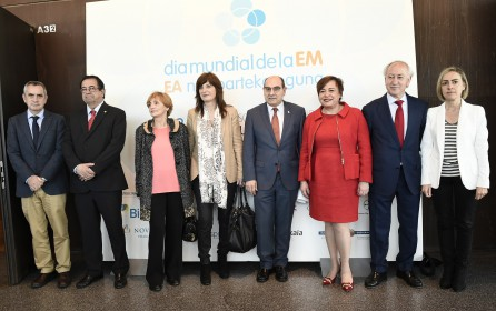 Esclerosis Multiple Euskadi Dia Mundial 2016