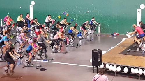 Spinning solidario