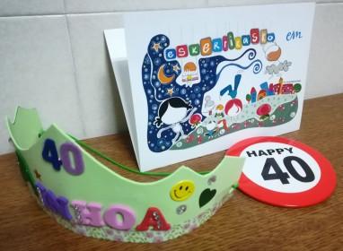 Fiesta Cumpleaños Ainhoa